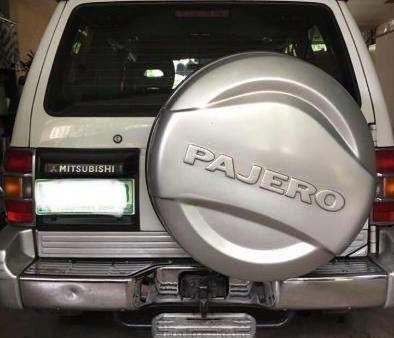 For Sale Mitsubishi Pajero 4x2 manual 2000 model