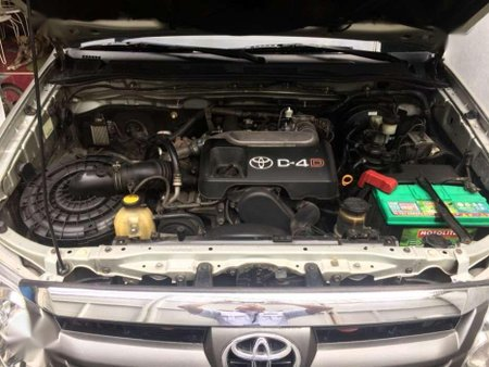 Toyota Fortuner Automatic transmission D4D 2.5 turbo diesel