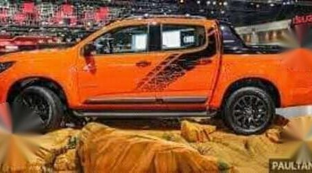 Free 2 years PMS for all CHEVY Colorado variants 2019