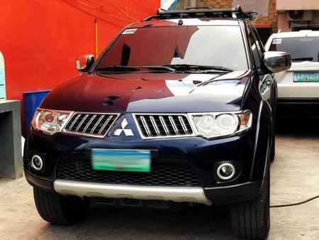 2013 Mitsubishi Montero sport manual diesel
