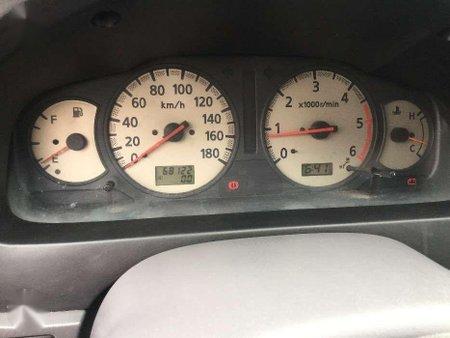 2012 Nissan Estate 3.0 MT FOR SALE