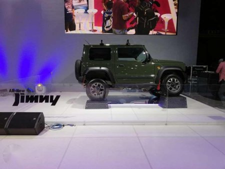 ALL-NEW 2019 SUZUKI JIMNY 4x4
