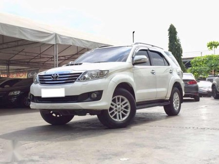 2013 Toyota Fortuner 4x2 G for sale