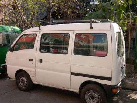 For sale Suzuki Multicab minivan