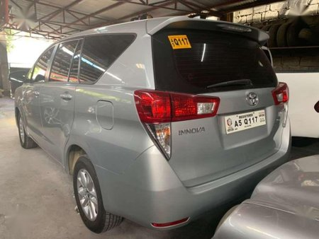 Casa maintained 2018 TOYOTA Innova 28 E Automatic Silver Thermalyte