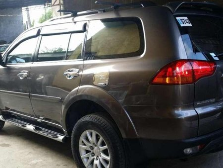 695k last price 2012 MITSUBISHI Montero glsv gls v 4x2 AT with paddle shift