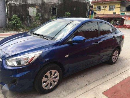 2017 Hyundai Accent gasoline for sale