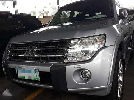 2011 Mitsubishi Pajero bk gas Low Dp FOR SALE