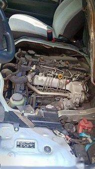 2016 Toyota Hi ace Grandia GL M/T Silver Diesel