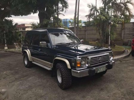 Nissan Patrol safari Bullet proof level 7