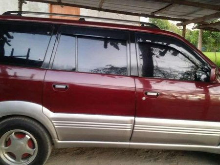 For sale Toyota Revo sr j variant 2001 model