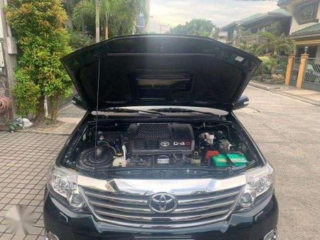 2016 Toyota Fortuner 2.5V AT Diesel 4x2