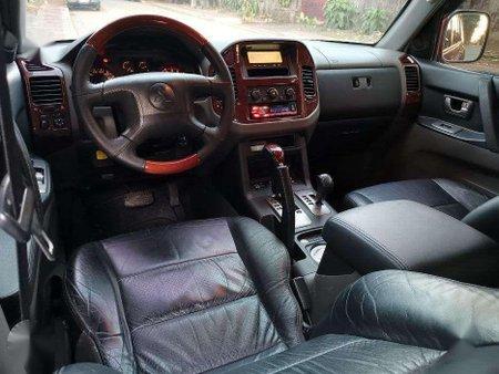 2004 Mitsubishi Pajero CK for sale