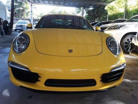 2013 Porsche 911 Carrera s FOR SALE