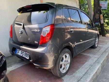 2016 Toyota Wigo 1.0 G Automatic Gray