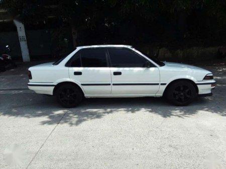 Rush Toyota Corolla GL 1990 for sale