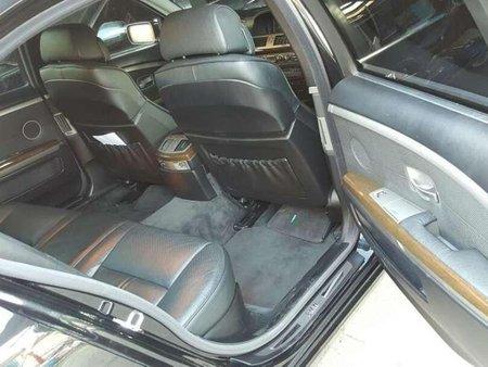2004 BMW 745Li Long wheelbase