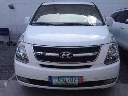 2012 Hyundai Starex TCI Automatic for sale