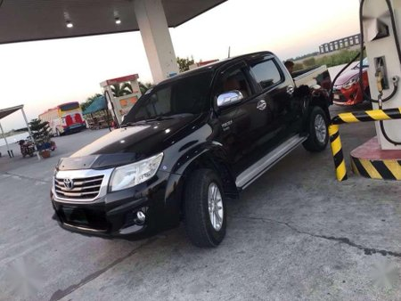 Toyota Hilux 2012 manual for sale