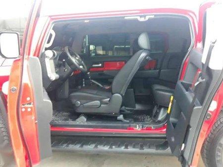 2015 Toyota Fj Cruiser 4x4 Automatic for sale