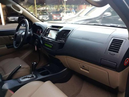 2014 Toyota Fortuner V Diesel at for sale
