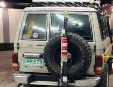 Toyota Land Cruiser 70 FOR SALE