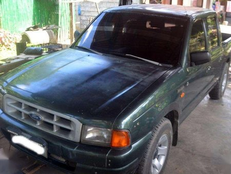 Ford Ranger 2001 Manual for sale