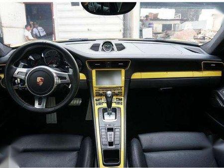 2014 Porsche 911 Turbo S 5tkm 7 Speed Automatic