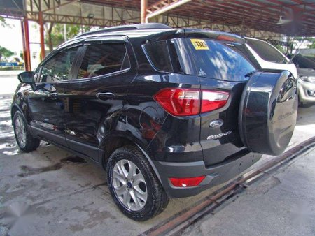 2016 Ford Ecosport Trend Automatic Transmission