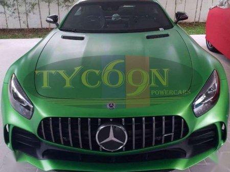 2018 Mercedes Benz Amg CLK Gtr TYCOON POWERCARS