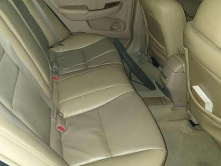 Honda Accord 2003 Automatic Very Good Engine