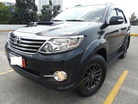 2015 Toyota Fortuner V AT for sale