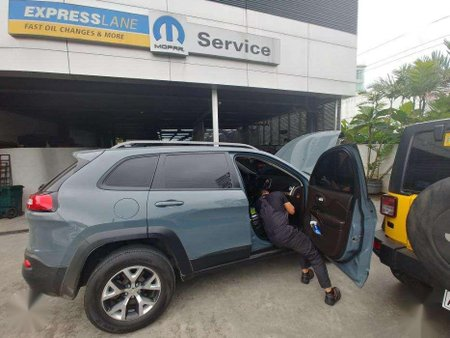 2016 Jeep Trailhawk for sale