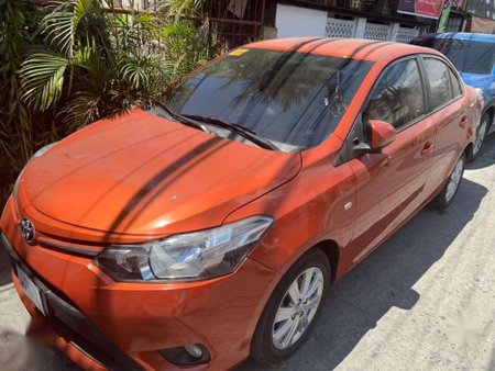 2016 Toyota Vios 1.3 E AT for sale