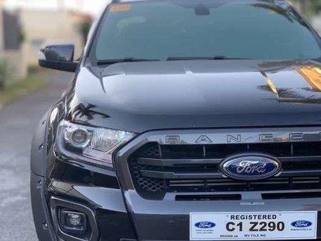 2019 Ford Ranger Wildtrak 4x2 Diesel AT FOR SALE