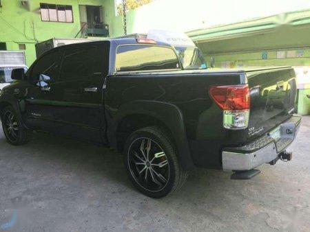 Toyota Tundra 2012 4x4 Platinum Edition FOR SALE