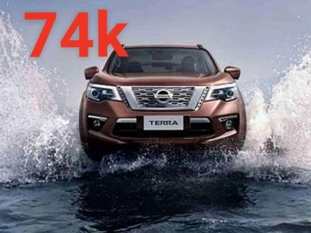 2019 Brand New Nissan Terra for as low as 74k all in dp.