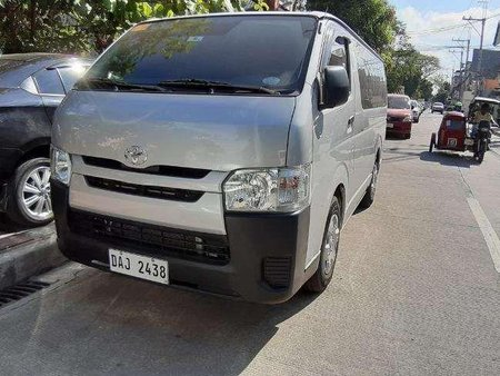 2019 Commuter TOYOTA Hiace Silver FOR SALE