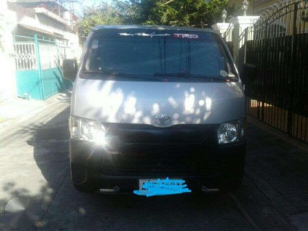 2015 Toyota Hiace Commuter for sale