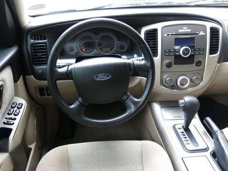 2008 FORD ESCAPE . a-t . dual airbag . all power