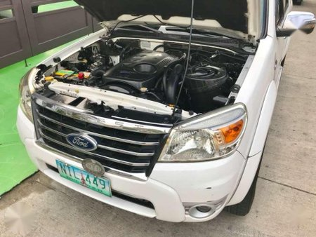 2010 Ford Everest Matic All power