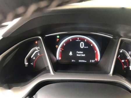 Honda Civic RS turbo automatic 2017 model low mileage 1st owned