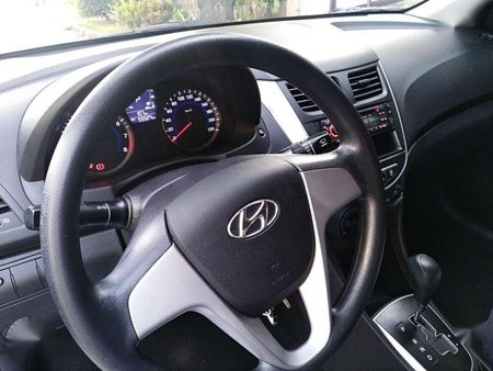 2013 Hyundai Accent gl 1.4 gasoline matic for sale