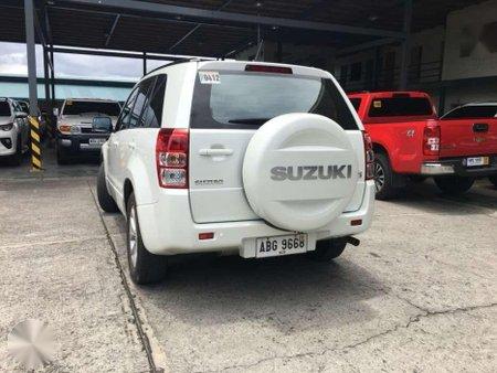 2015 Suzuki Grand Vitara 2.4L gas Automatic