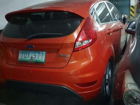 2012 Ford Fiesta S for sale