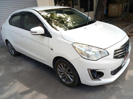 Mitsubishi Mirage G4 2015 Top of the Line