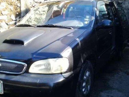 2001 Kia Canival for sale
