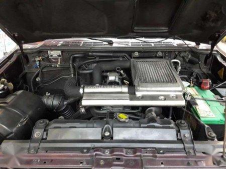 2000 Mitsubishi Pajero local 4x4 automatic turbo diesel 350k