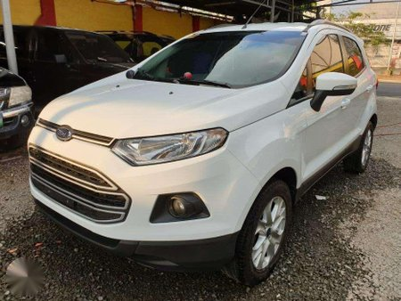 2016 Ford Ecosport for sale