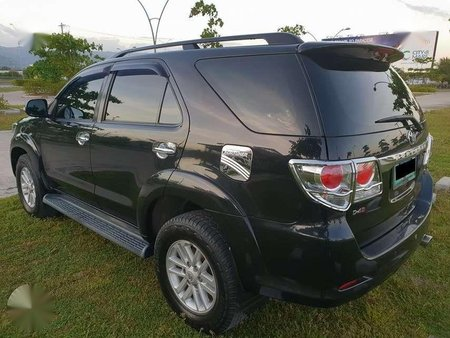 20l3 Toyota Fortuner G cebu unit low mileage top of the line